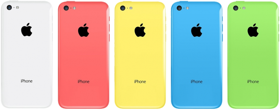 The new iPhone 5c is now out, and it seems to be a minor upgrade over the old iPhones.