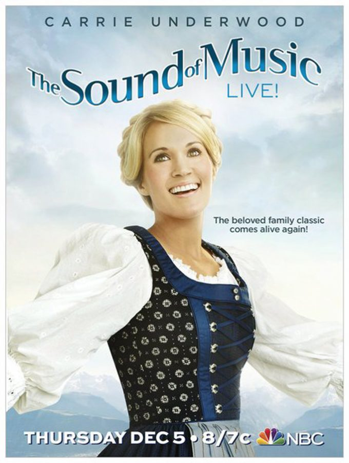 Carrie Underwood seemed to somewhat ruin the classic that is The Sound of Music. Without her it may have been alright.