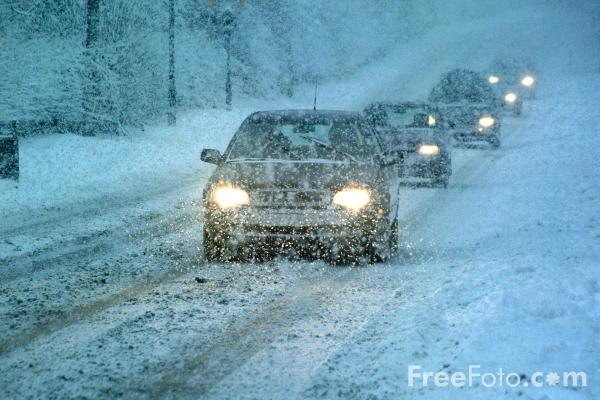 You live in Wisconsin. It will snow. Learn some important winter driving fundamentals here.