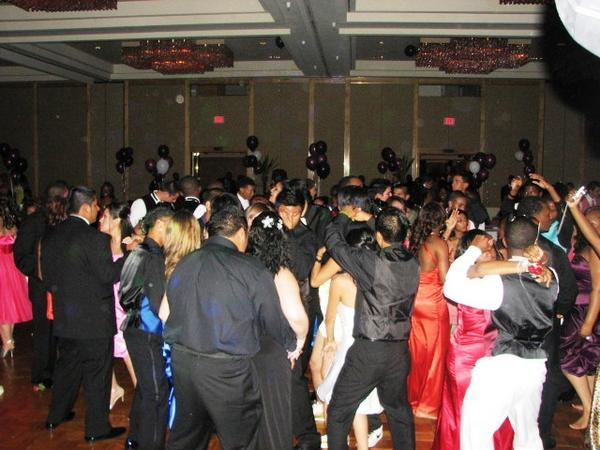 Crystal Ball was a big hit with most students. There was a decent turnout, and those who came were certainly dancing.