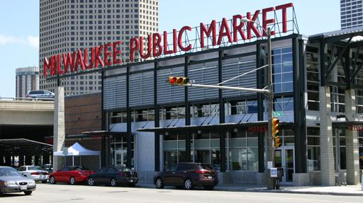 The Milwaukee Public Market is a place to check out in Milwaukee.