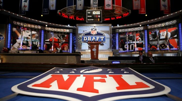 The 2014 NFL Draft takes place at Radio City Music Hall in New York from May 8-10.