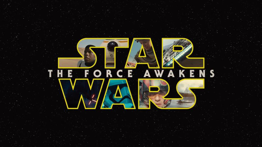 The Force Awakens opens on Friday.