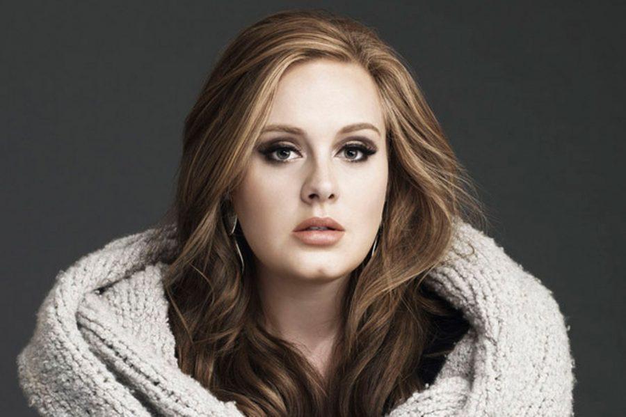 Adele, pictured above, released her third studio album in November of 2015.
