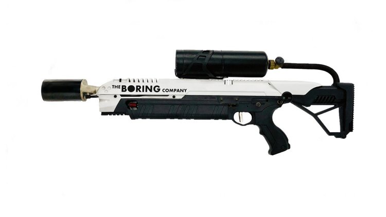 The Boring Company Releases the Not So Boring Flamethrower