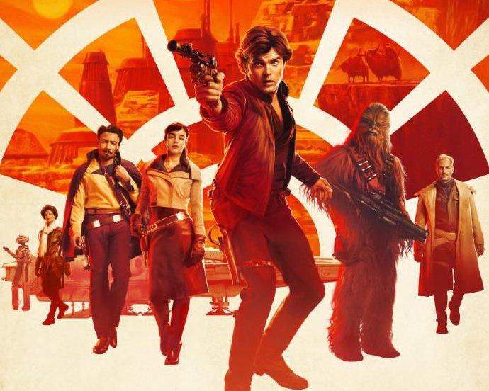 Solo Flies In As Another Great Film