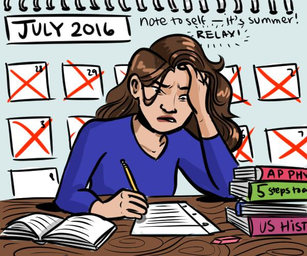 The truth behind summer homework